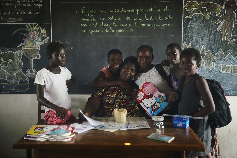 Voyage Togo Afrique / Reportage Mission Humanitaire Chaîne de l'Espoir